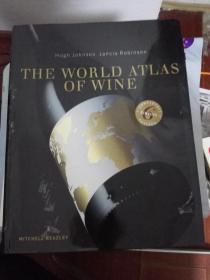 The World Atlas of Wine 世界葡萄酒地图集