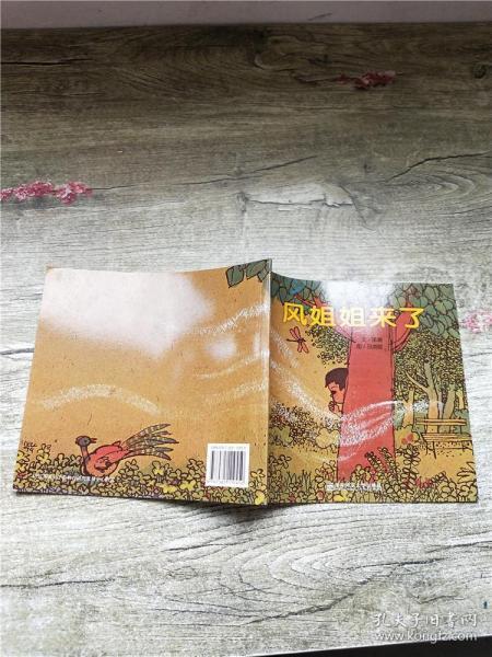 幼儿园早期阅读资源 幸福的种子 大班 下 风姐姐来了/绘本