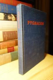 1942年插图版 萧伯纳的戏剧卖花女 Pygmalion