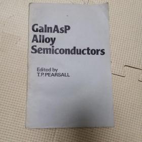 Galnasp Alloy Semiconductors