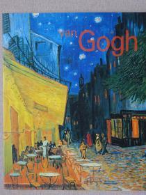 Van Gogh 梵高 孤高画家的原风景 印象派大师凡高油画作品集  日文原版现货
