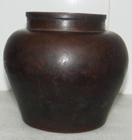 王南林   王南林制  清代著名紫砂名家  紫砂罐   茶叶  茶叶罐