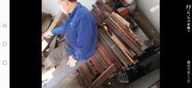 鄙处提供物美价廉的古籍、碑帖、册页专用老木夹板制作服务