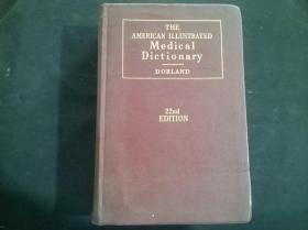 THE AMERICAN ILLUSTRATED Medica1 Dictionary 22nd EDITION 馆藏