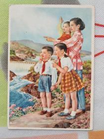 50年代美术片 :啊,我们伟大的祖国