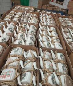 老茶壶,合作社库存,随机发货,31元一个!满百发货!茶壶,瓷器