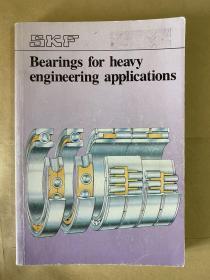 BEARINGS FOR HEAVY ENGINEERING APPLICATIONS(英文原版)