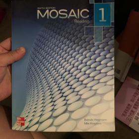 Mosaic Level 1 Reading Student Book