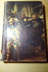 1954年版 房龙的伦勃朗传  The Life of Rembrandt Van Rijn 大量伦勃朗的画作