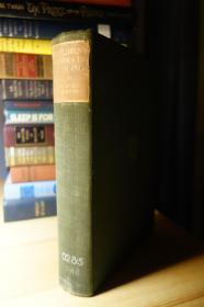 1932年剑桥大学版 Children's Books in England: Five Centuries of Social Life 英格兰的童书:五百年的社会生活