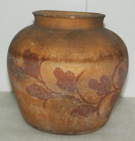 彩陶罐   彩陶   茶叶  茶叶罐