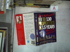 From 0 to 130 Properties in 3.5 Years Second Edition  三年半从0到拥有130项地产,第2修订版