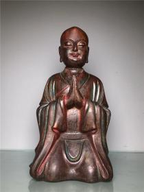 沉香木雕佛像