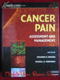 Cancer Pain: Assessment and Management(Second Edition)癌症疼痛:评估和治疗(第2版 英语原版 精装本)