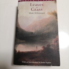 Leaves of Grass (Bantam Classics)