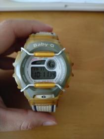 卡西欧baby-g手表女表