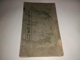 川康边政资料辑要 西昌(民国29年铅印)