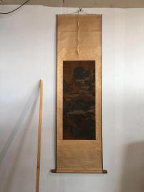 燕文贵(967—1044),北宋画家。文贵一作贵,又名燕文季,吴兴(今浙江湖州)人。擅画山水、屋木、