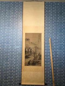 周臣(1460–1535),字舜卿,号东村,中国明代著名画家。吴(今江苏苏州)人。擅画。