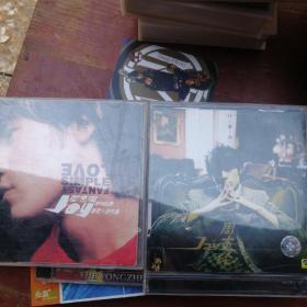 周杰伦 范特西  叶惠美 CD