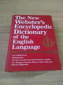 THE NEW WEBSTER'S Encyclopedic Dictionary of the English Language