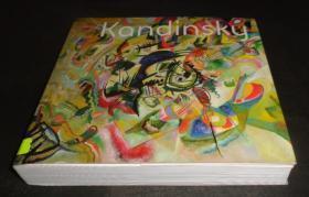 2手英文 Kandinsky (The World's Greatest Art) 康定斯基  小本 aa78
