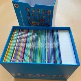 礼盒装 50本 Peppa Pig 50 Storybooks 小猪佩奇 英文绘本