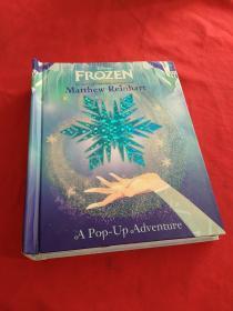 Frozen : A Pop-Up Adventure【精装本】看图片