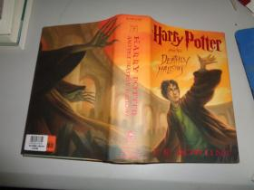 Harry Potter and the Deathly Hallows 精装正版现货