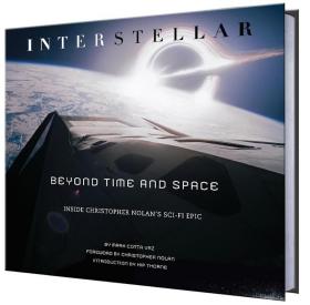 星际穿越电影设定集 画集Interstellar: Beyond Time and Space