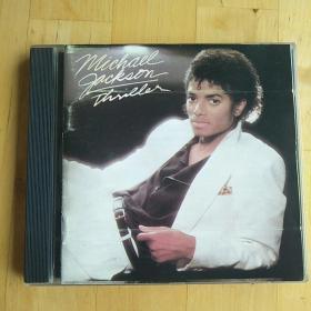 正版CD迈克尔杰克逊Michael jackson颤栗 Thriller