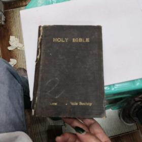 the holy bible old and new testaments(V231)
