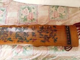 传世的古琴古董杂项