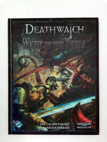 warhammer 4000 roleplay deathwatch mark of the xenos