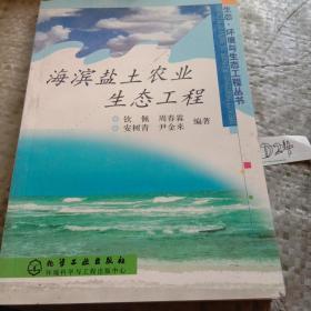 海滨盐土农业生态工程/生态环境与生态工程丛书