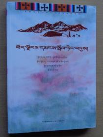 西藏民俗大典(藏文)