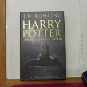 Harry Potter and the Prisoner of Azkaban   英文原版  哈利波特和阿兹卡班的囚徒。
