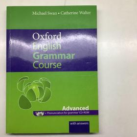 Oxford English Grammar Course: Advanced with Answers CD-ROM Pack[牛津英语语法教程:高级]