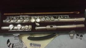 雅马哈长笛 made in Japan 211型 75386