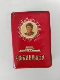 毛泽东思想胜利万岁!林副主席指示