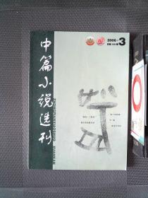 中篇小说选刊 文学双月刊 2006.3