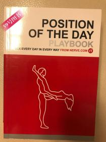 进口原版Position of the Day Playbook