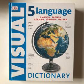 5 language Dictionary