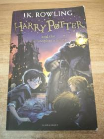 Harry Potter and the Philosophers Stone(英文原版)