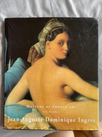 安格尔画册 Ingres外文图册