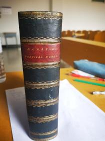 1883 年 Poetical works of Thomas Moore 托马斯摩尔诗集