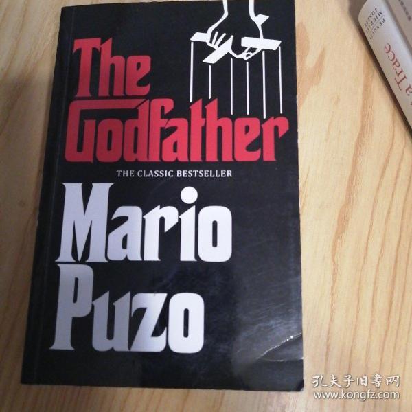 The Godfather  教父 英文原版
