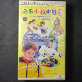 VCD 电视剧《外国小孩中国爸》(绝版,全网仅此一套)
