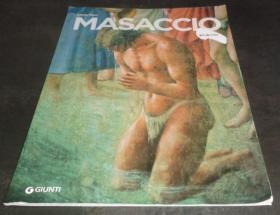 2手意大利文 Masaccio. Ediz. illustrata 马萨乔 sba88