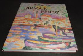 2手法文 Georges Braque Friesz: Musée de Lodève 乔治·布拉克 弗里茨 sba89